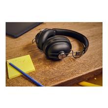 PANASONIC RP-HTX90NE - Koptelefoon met micro over oor Bluetooth draadloos actieve geluidsdemping 3,5 mm-stekker zwart