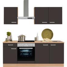 OPTIFIT bloc de cuisine Odense, sans appareil électrique, largeur : 210 cm