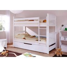 """TICAA lit à étage Sammy, avec tiroir de """"Marianne"""