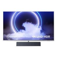 "PHILIPS 43PUS9235 - Classe 43"" 9000 Series TV LED Smart Android 4K UHD (2160p) 3840 x 2160 HDR argent moyen"