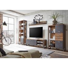 HOME AFFAIRE meuble mural Detroit Set 4, lot de avec un look industriel tendance