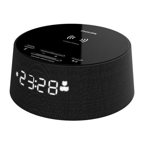 PHILIPS TAPR702 - Horloge haut-parleur sans fil Bluetooth 4 Watt
