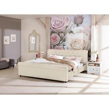 HOME AFFAIRE gepolsterd bed Goronna