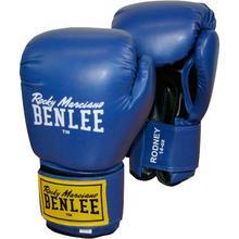 Gants de Boxe bleus & noirs BenLee Rodney 14oz