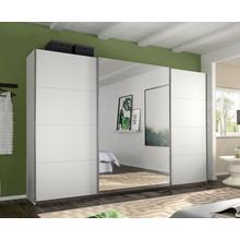 RAUCH armoire à portes flottantes Cortona, avec un vaste équipement intérieur