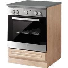 WIHO KUCHEN meuble pour table de cuisson Linz, 60 cm largeur