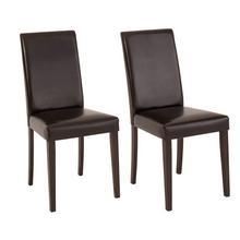 HOME AFFAIRE chaise de salle à manger Lucca, lot 2, Ensemble 2 chaises
