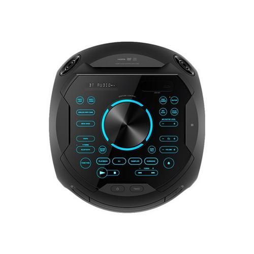 SONY MHC-V72D - AV-systeem zwart