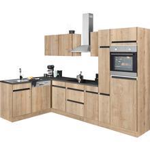 OPTIFIT cuisine d'angle Roth, sans appareil électrique, largeur de pose 300 x 175 cm