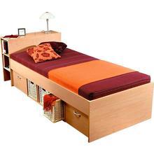 BRECKLE lit avec espace de rangement, dans différents modèles
