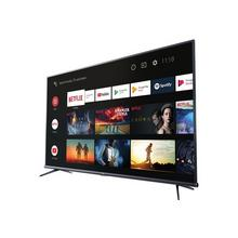 "TCL 65EP663 - 65"" Klasse LED-tv Smart TV Android 4K UHD (2160p) 3840 x 2160 HDR geborsteld titanium"