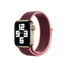 APPLE 40mm Sport Loop - Bracelet de montre pour intelligente taille Regular lie-de-vin Watch (38 mm, 40 mm)