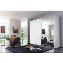RAUCH kast met zwevende deuren Quadra, Incl. accessoires
