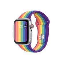 APPLE 40mm Sport Band - Pride Edition bracelet de montre pour intelligente tailleRegular fierté Watch (38 mm, 40 mm)