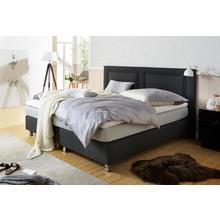 WESTFALIA SCHLAFKOMFORT sommier tapissier, y compris le surmatelas en mousse froide et les coussins décoratifs