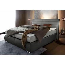 PLACES OF STYLE boxspringbed Luna, Tot 3 hardheden, incl. topmatras