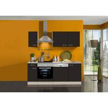 OPTIFIT bloc de cuisine Faro, sans appareil électrique, largeur : 210 cm