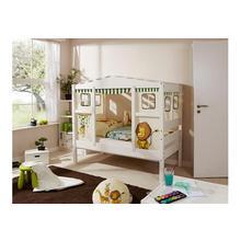 TICAA bed in vorm van huis Lio