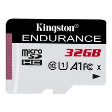 KINGSTON High Endurance - Carte mémoire flash 32 Go A1 / UHS-I U1 Class10 microSDHC