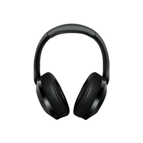 PHILIPS Performance TAPH802BK - Koptelefoon met micro over oor Bluetooth draadloos 3,5 mm-stekker zwart
