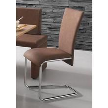 HOMEXPERTS stoel zonder achterpoten, 2-delig