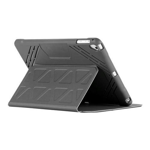 "TARGUS Pro-Tek - Flip cover voor tablet grijs 10.5"" Apple 10.5-inch iPad Air (3de generatie); Pro"