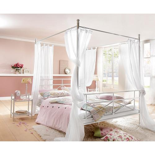 HOME AFFAIRE metalen bed Thora