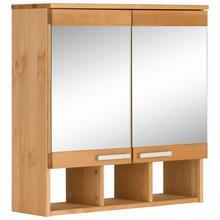 HOME AFFAIRE armoire à miroir Josie, en bois massif