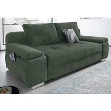 COLLECTION AB canapé lit, avec construction de sommier et espace rangement