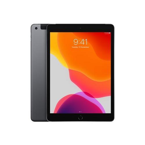 """APPLE 10.2-inch iPad Wi-Fi + Cellular - 8de generatie tablet 128 GB 10.2"""" IPS (2160 x 1620) 3G, 4G LTE spacegrijs"""