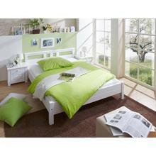 TICAA lit futon Merci, En différentes largeurs, pin