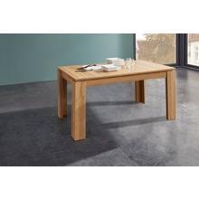 TRENDTEAM table de salle à manger, longueur 160-200cm