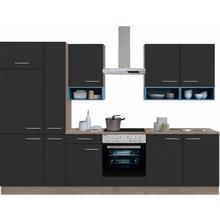 OPTIFIT bloc de cuisine Korfu, sans appareil électrique, largeur 300 cm