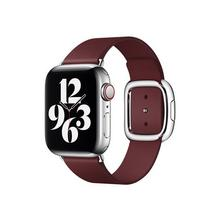 APPLE 40mm Modern Buckle - Horlogebandje voor smart watch klein granaatrood (38 mm, 40 mm)