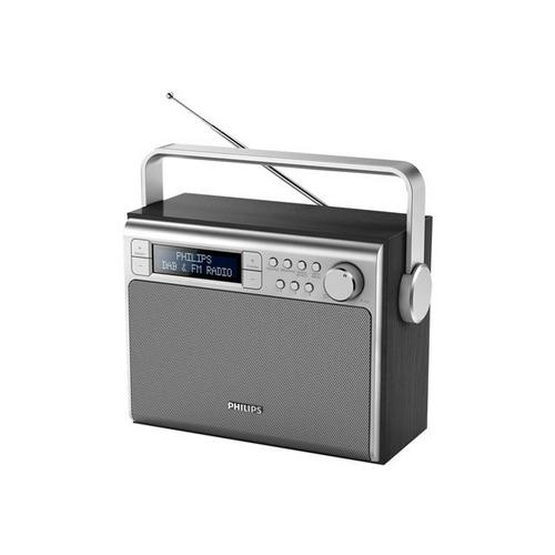 PHILIPS AE5020B - Radio portative DAB 3 Watt