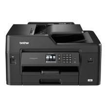 BROTHER MFC-J6530DW - Multifunctionele printer kleur inktjet A3/Ledger (297 x 432 mm) (origineel) (doorsnede) maximaal 12 ppm LED 35 (printend) 250 vellen 33.6 Kbps USB 2.0, LAN, Wi-Fi(n), 2.0 host