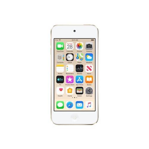 APPLE iPod touch - 7ème génération lecteur numérique iOS 13 128 Go or