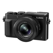 PANASONIC Lumix DMC-LX100 - Digitale camera compact 12.8 MP Four Thirds 4K / 25 beelden per seconde 3.1x optische zoom Leica Wi-Fi, NFC zwart