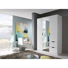 RAUCH penderie Freiham, Avec miroir et tiroirs