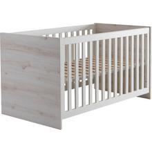 lit bébé Cuby, avec barreaux amovibles