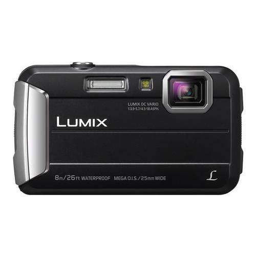Panasonic Lumix DMC-FT30 - Digitale camera compact 16.1 MP 720p / 25 beelden per seconde 4x optische