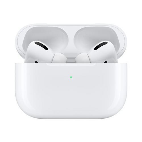 APPLE AirPods Pro - Werkelijk draadloze koptelefoon met micro inwendig Bluetooth actieve geluidsdemping voor iPad/iPhone/iPod/TV/Watch