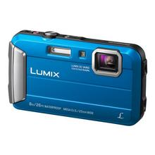 Panasonic Lumix DMC-FT30 - Digitale camera compact 16.1 MP 720p / 25 beelden per seconde 4x optische