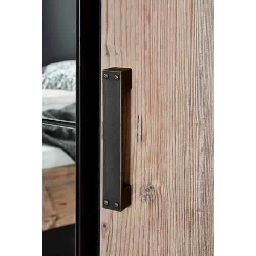 WIMEX kast met zwevende deuren Stockholm, spiegel