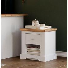 HOME AFFAIRE nachtcommode Teverton, Gemaakt van FSC®-gecertificeerd houtmateriaal