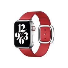 APPLE 40mm Modern Buckle - Horlogebandje voor smart watch groot scharlaken (38 mm, 40 mm)