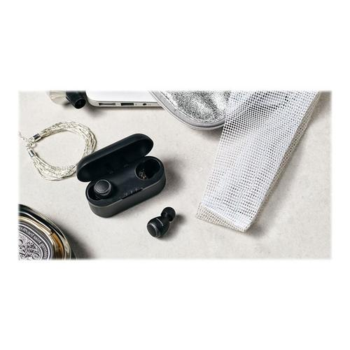 PANASONIC RZ-S300WE - Werkelijk draadloze koptelefoon met micro inwendig Bluetooth zwart