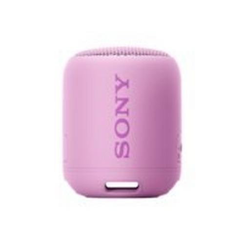 SONY SRS-XB12 - Luidspreker voor draagbaar gebruik draadloos Bluetooth violet