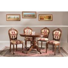 table de salle à manger MICHELANGELO 911, Largeur 120 cm