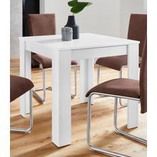 HOMEXPERTS table de salle à manger Nick, Largeur 80 cm